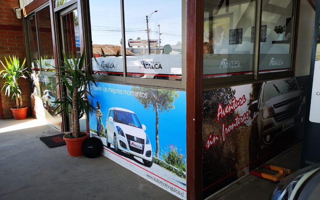 Proyecto Automotora Talca
